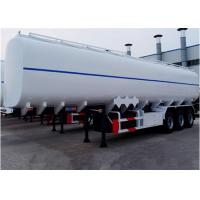 Buy cheap Popular in Africa and Mid east 3 or 4 axles Fuwa or BPW 45000 liters fuel tanker from wholesalers