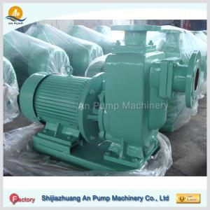Cheap corrosion-resisting self priming sewage pump wholesale