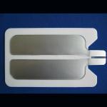 Cheap hot!! Children bipolar ESU grounding pad (vertical),round electrode,Nagetive electrode wholesale