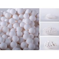 Cheap Chemical High White Activated Alumina Balls For Remove Chlorine And Air Dryer wholesale
