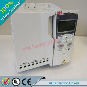 Cheap ABB ACS510 Series Drives ACS510-01-125A-4 / ACS51001125A4 wholesale