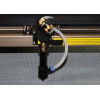 Cheap Small wood laser cutting machine with linear guide rail , wood laser engraver wholesale