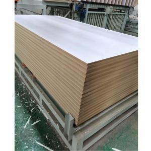 Buy cheap Density 720kg Melamine Faced MDF from wholesalers