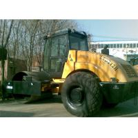 Cheap Full Hydraulic Double Drive Single Drum Vibratory Road Roller Machine 10000 Kg Weight With Cummins Engine wholesale