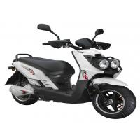 Cheap Zero Discharge Electric Moped Scooter , 3000W LS-BWS Electric Scooter wholesale