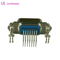 Cheap 57 CN Series 24Pin Female Centronic Right Angle PCB Connector No Wire Support wholesale