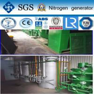 Cheap High Purity 99.9995% Movable PSA Nitrogen Generator Zinc Coating Line wholesale