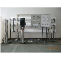 Cheap 6T/H One Stage Ro Water Purifier Plant For Commercial Use High Accuracy wholesale