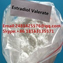 China White Powder Raw Steroids Estradiol Valerate Powder CAS 979-32-8 on sale
