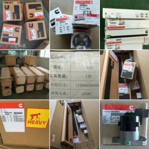 Cheap 5258754 Cummins Auto Spare Parts ISF 3.8 Diesel Engine Piston Kit wholesale