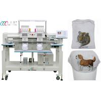 Cheap Double Head Multi Needle Computerized Embroidery Machine for Uniform / Robes wholesale