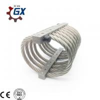 Cheap Anti Impact Stainless Steel Wire Rope Spring Vibration Isolator for Transportation/Camera Reducing Noise & Vibration wholesale