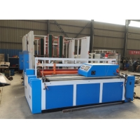 China ISO 4600mm Toilet Paper Rewinding Machine on sale