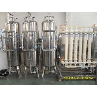 Cheap 10.75kw Electric Driven Water Purifying Machine One Stage RO Water Purifier wholesale