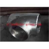 Buy cheap Stainless steel tee ,super duplex uns s32750, UNS S32760, A815 UNSS31803. TEE from wholesalers