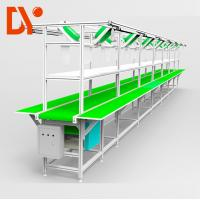 Vertical Conveyor Assembly Line Work Tables DY46 For Workshop Material Transmission
