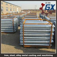 Cheap Large model spiral pile & helical pile wholesale