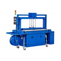 Cheap Fully Automatic High Speed Strapping Machine With Power Roller Table / Top Press wholesale