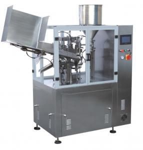 Cheap 13 - 60mm Diameter Plastic Tube Filling Sealing Machine Heavy Duty wholesale