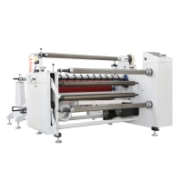 Buy cheap 1600FQ Reflective Film Reflecting Film Reflector Film Slitter Rewinder from wholesalers