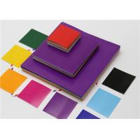Buy cheap DIY Craft Colored Gummed Squares , Lick To Stick A4 Gummed Paper from wholesalers