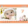 Buy cheap PLASTIC LENTICULAR Cheap price 3d lenticular calendar custom flip perpetual from wholesalers