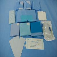 Buy cheap good quality medical knee Arthroscopy Drape pack with CE FDA certificate from wholesalers