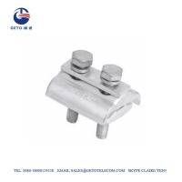 Cheap APG Aluminum 16spm Parallel Groove Clamp , Parallel Groove Connector wholesale
