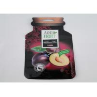 Cheap Various Sizes Shaped Stand Up Pouch , Plastic Printed Food Grade Packaging Bags wholesale