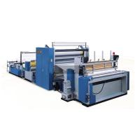 Cheap CE ISO Automatic Tissue Paper Making Machine Pneumatic adjustment Perforation unit wholesale