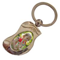 Anneversaries Girls Personalized Metal Keychains With Camera Shape Fashion Style