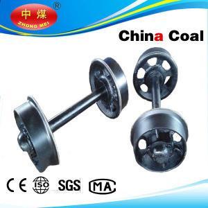 Cheap Cast Steel railway wagon wheel wholesale
