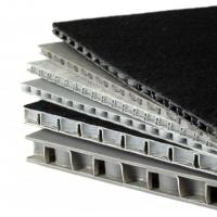 Buy cheap 4mm 10mm Bubble PP Honeycomb Sheet from wholesalers