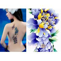 Cheap Cute Full Body Temporary Tattoo Sticker For Children / Kids Eco Friendly wholesale