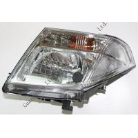 Automobile Replacement Head Lamp For Navara D40 2005 - 2012 Models