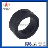Cheap Non Leechable Tri Clamp Silicone Gasket Sanitary Butterfly Valve Use wholesale
