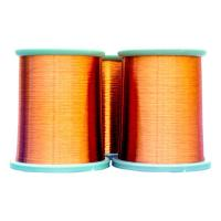 Cheap 2mm Insulated Prime Aluminium Enamelled Motor Winding Wire for Electrical Motors wholesale