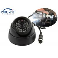 Cheap Plastic Housing Indoor 2mp IR Car Dome Camera 1080p HD Security CCTV Cameras for Bus wholesale