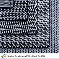 Cheap Conveyor Belt Mesh|40~158 circle for Transport Machines Chinese Factory wholesale