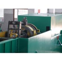 Cheap Welded Stainless Steel Pipe Rolling Machine , 75KW SS Tube Mill Line ISO wholesale