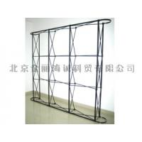 Cheap Steel or aluminium alloy stand self adhesive paperpop up banner stands printing wholesale
