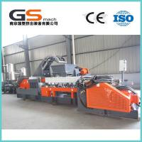 Cheap Delta Inverter Two Stage Extruder Plastic Pelletizing Line With 500-1000kg/H Capacity wholesale