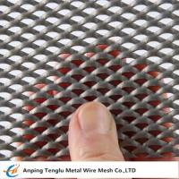 Cheap Aluminum Expanded Security Window Screen |Opening 2 mmX3 mm wholesale