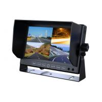 Cheap 7inch 4-channel Car Mobile DVR wholesale