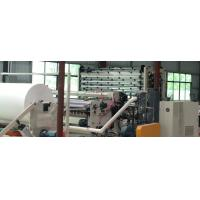 Cheap Rewinding Toilet Paper Production Machine , Toilet Roll Maker Full Automatic wholesale