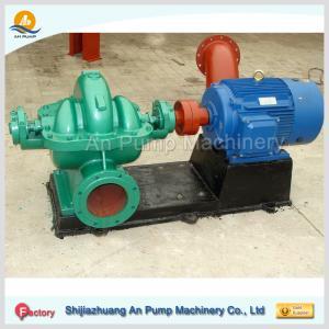 Cheap portable water power station split case pump wholesale