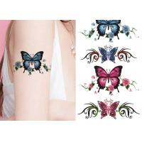 Cheap Custom Design Children Fake Temporary Tattoo Sticker For Body Makeup / Art wholesale
