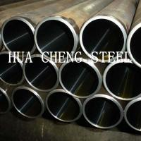 Cheap ASTM Industrial Hydraulic Cylinder Pipe , E355 DIN2391 ST52 Precision Seamless Steel Tube wholesale