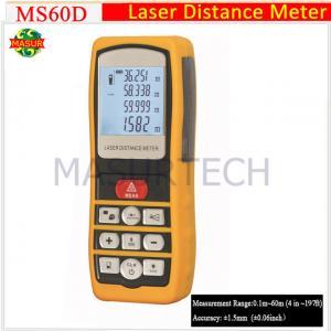 Cheap 60M Digital Laser Distance Meter MS60D wholesale