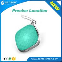 Cheap Sentar Q60 green GPS tracker SOS call button wifi locating for kids children outdoor wholesale
